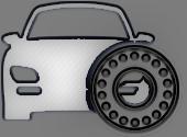 Подшипники ступиц колес и карданные валы
